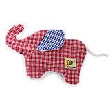 Olli Olbot Mini-Wärmekissen Elefant rot