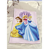 Badetuch Disney Princess, Castle, 75 x 150 cm