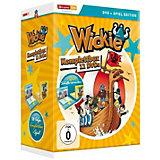 DVD Wickie und die starken Männer (Komplettbox +Spiel)