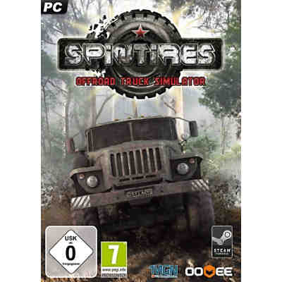 PC Spintires: Offroad-Truck-Simulator