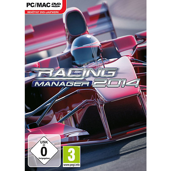 PC Racing Manager 2014