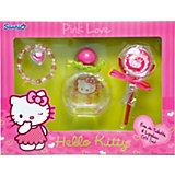 Geschenkset, Hello Kitty, Pink Love, 3-tlg.
