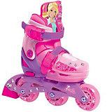 Роликовые коньки, Barbie