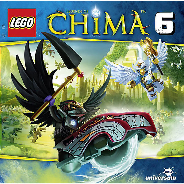 CD LEGO: Legends of Chima 06
