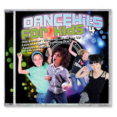 CD Dancehits For Kids Vol.4