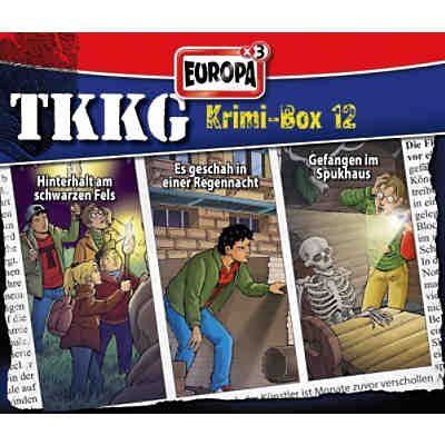 CD TKKG - Krimi-Box 12