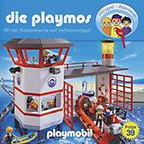 CD Die Playmos 39 - Einsatz für die Küstenwache