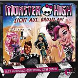 CD Monster High - Licht aus, Grusel an ( Original Hörspiel)