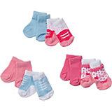 BABY born Puppenkleidung Socken, 2 Paar, 43 cm