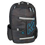 K2 Rucksack mit Skateboardbefestigung