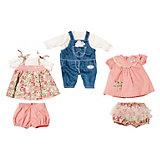 Одежда для куклы, 36 см, my first Baby Annabell, в ассорт.