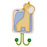 HABA 301107 Garderobe Giraffe Gitti, 2 Haken
