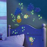 HABA 300115 Leucht- Wandsticker Sternenwichtel
