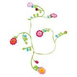 HABA 8140 Stoffgirlande Blumenlaube, 180 cm