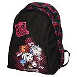 """Школьный рюкзак """"Граффити"""", Monster High"""