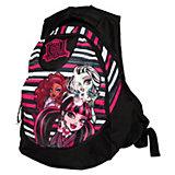 """Школьный рюкзак """"Крутые девчонки"""" с EVA-спинкой, Monster High"""