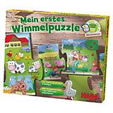 HABA Mein erstes Wimmelpuzzle - Bauernhof