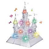 Кристаллический пазл 3D Замок,