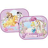 Sonnenschutz für die Seitenscheibe, Disney Princess, 2er-Pack