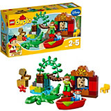 LEGO DUPLO 10526: Питер Пэн в гостях у Джейка
