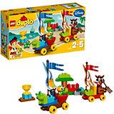 Lego 10539 DUPLO Nimmerland Piraten: Seifenkistenrennen