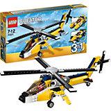 Lego 31023 Creator Gelbe Flitzer