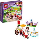 LEGO Friends 41030: Оливия и велосипед с мороженым