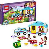 Lego 41034 Friends Wohnwagen-Ausflug