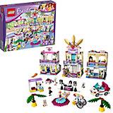 LEGO Friends 41058: Торговый центр Хартлейк Сити