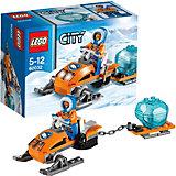 LEGO City 60032: Арктический снегоход