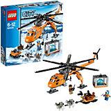 Lego 60034 City Arktis-Helikopter mit Hundeschlitten