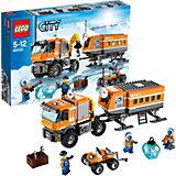 LEGO City 60035: Передвижная арктическая станция