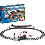 LEGO City 60051: Скоростной пассажирский поезд