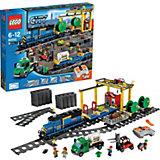 LEGO City 60052: Грузовой поезд