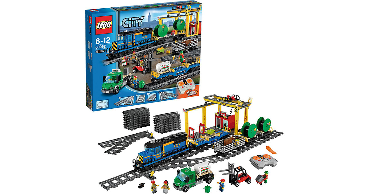 Lego City - Treno merci (60052) per 132,97€ [mytoys]