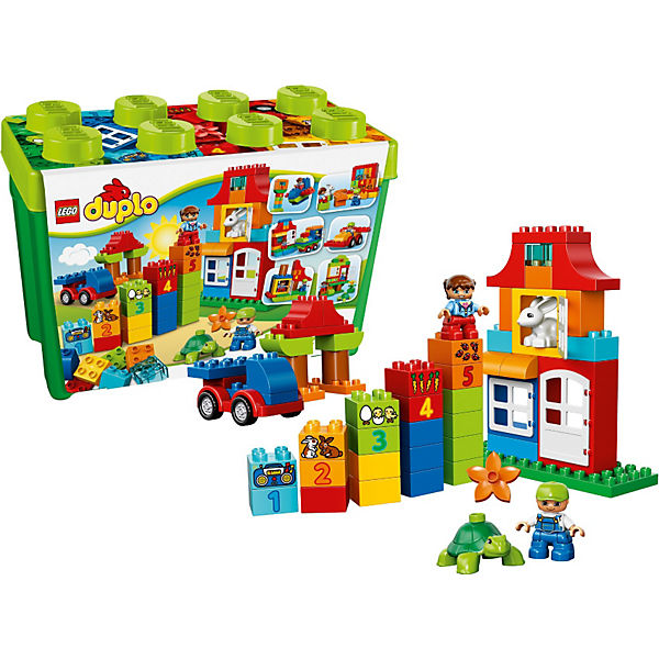 LEGO DUPLO 10580: Набор для весёлой игры
