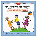 CD Die schönsten Kinderlieder - Zum Spielen und Bewegen
