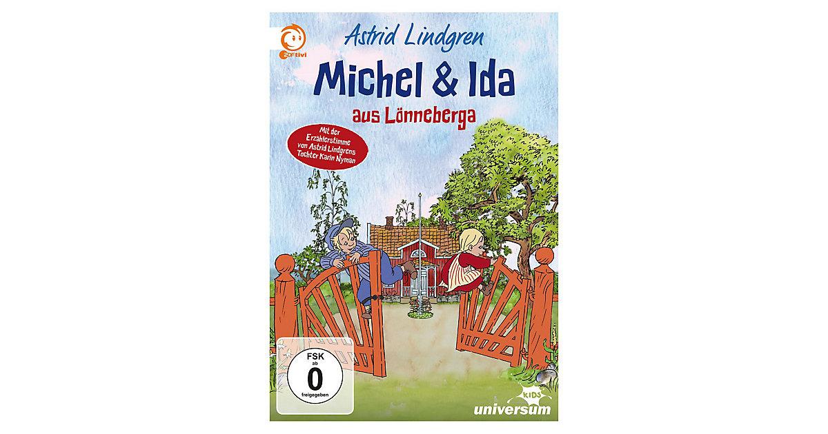 DVD Lindgren: Michel & Ida aus Lönneberga