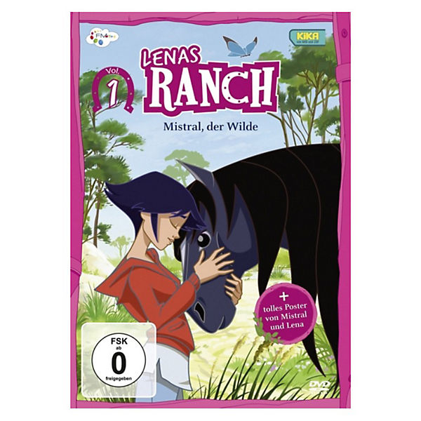 DVD Lenas Ranch Vol.1