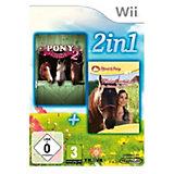 Wii Ponyfriends und Mein Gestüt