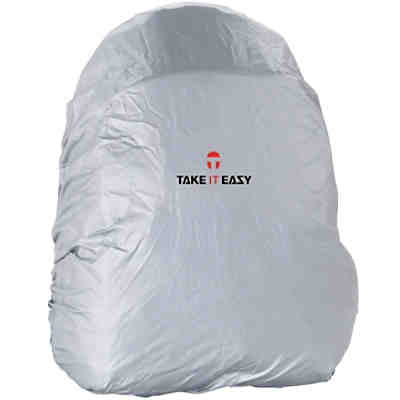take it easy schulrucksack regenhaube take it easy mytoys. Black Bedroom Furniture Sets. Home Design Ideas