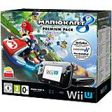 Wii U Konsole Mario Kart 8 Premium Pack, schwarz