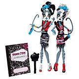 Monster High Zombie Shake Meowlody und Purrsephone