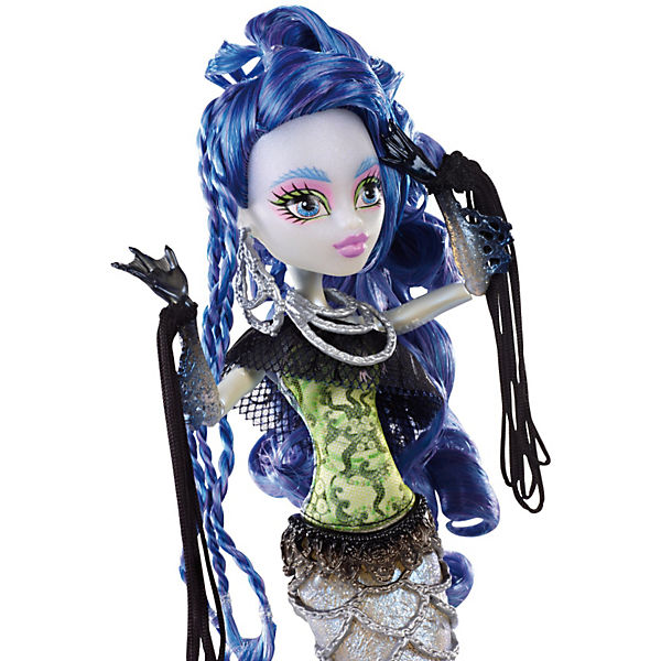 "Кукла Сирена Вон Бу ""Гибриды"", Monster High"