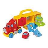 ABC - Lern- und Spieltruck, 3 Autos