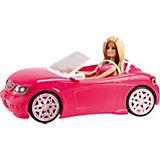 Cabrio & Barbie Puppe