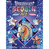 KSG Stardust Sequin Art Pferd