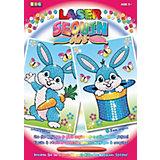 KSG Laser Sequin Art 2 Motive Kaninchen