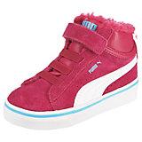 PUMA Mid Vulc Fur V Kinder Sneaker