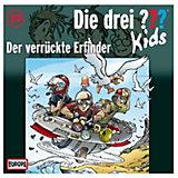 CD Die Drei ??? Kids 39 - Der verrückte Erfinder